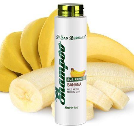 Šampon_banana_Plus_Iv San Bernard.si