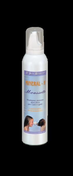 Mineral H Moussette-Antiparazitni suhi šampon_IvSanBernard.si